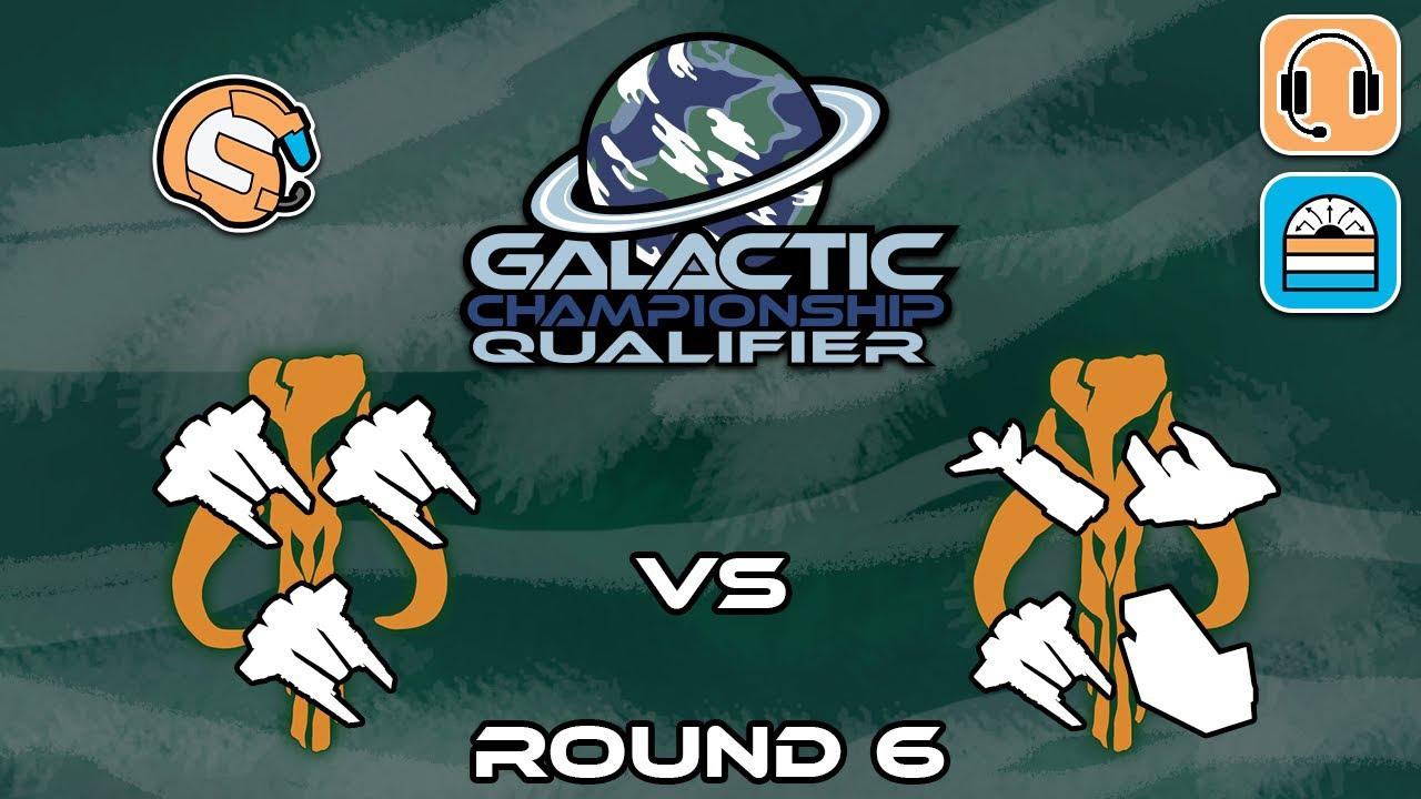 Download D'Lauren Butler and Sascha Wagner  - Round 6 - Lah'mu Galaxies Qualifier