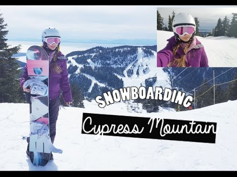 Snowboarding at Cypress Mountain, B.C. Canada | GoPro Hero