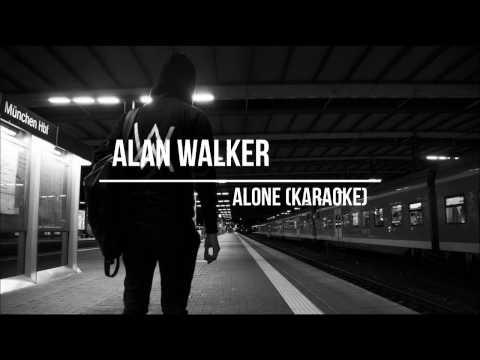 Alan Walker - Alone (Karaoke)