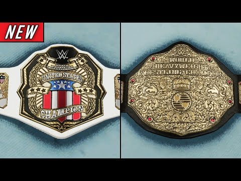 The BEST Custom Championships EVER In WWE 2K19 #6
