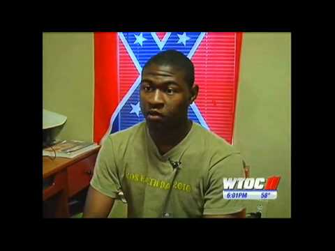 I WILL NOT Take My Confederate Flag DOWN!!! Part 2