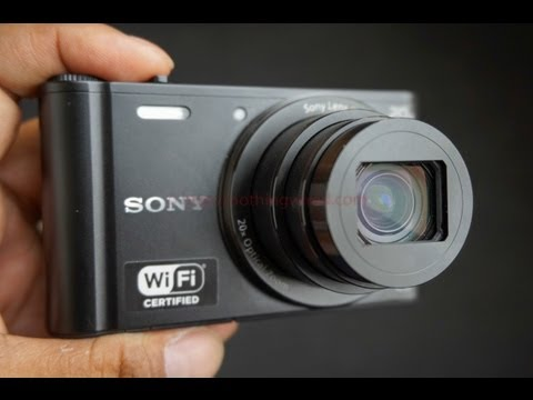 Sony Cyber-shot WX300 Review: Complete In-depth Hands-on full HD