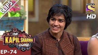 Babita speaks Dangal's Dialogue  - The Kapil Sharma Show – 15th Jan 2017
