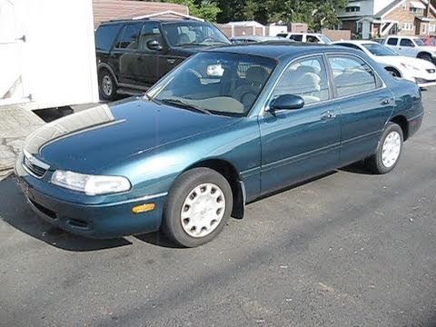 1997 Mazda 626 First Start Up and Test Drive  YouTube