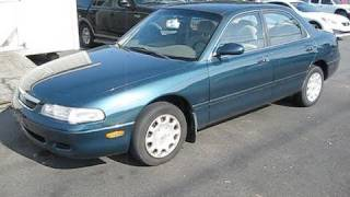1997 Mazda 626 First Start Up and Test Drive