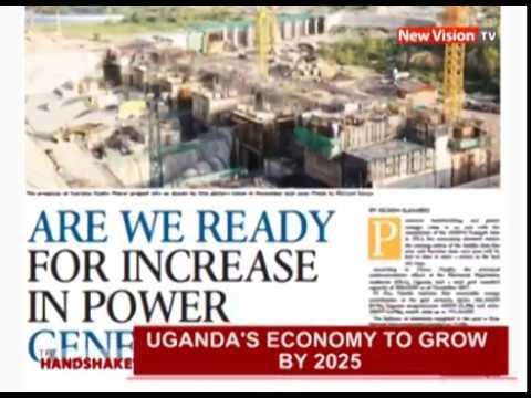 Uganda's economy to grow by 2025