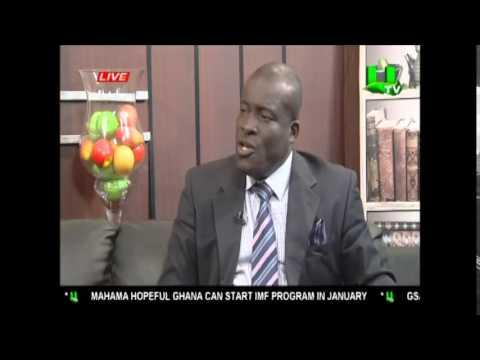 President Mahama Has Endorsed Corruption- Titus Glover