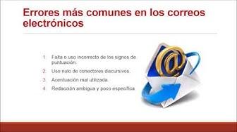 Tema 1.  Las partes de un correo electrónico
