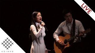 KOIAKO LIVE: Diễm Xưa ft. Hồng Nhung @ Cánh Hoa Hoà Bình Tokyo 2016