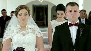 Венчание в костеле св.Станислава г. Городок Хмельницкая область