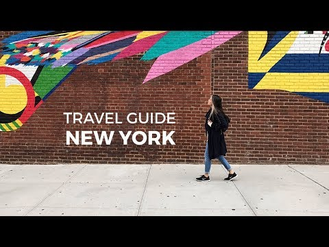 New York travel guide / Guía de viajes〡Spring / Primavera