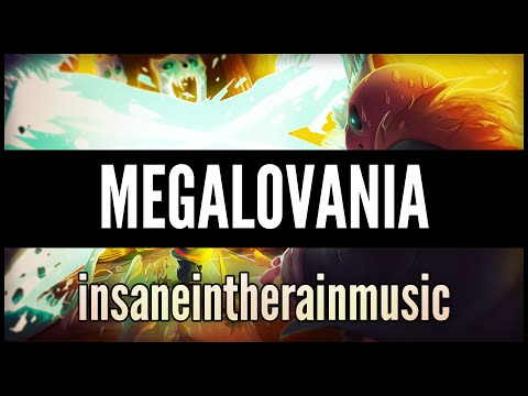 Undertale: MEGALOVANIA - Jazz Cover || insaneintherainmusic