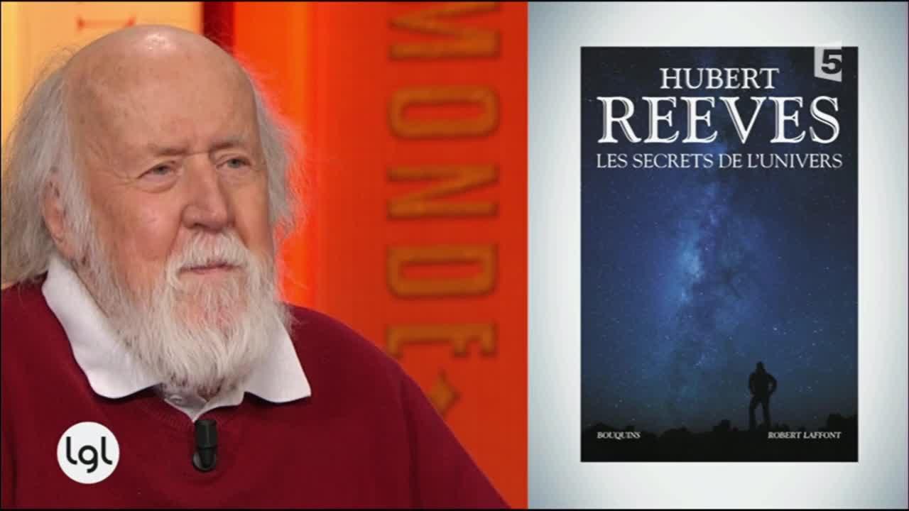Hubert Reeves Et Les Secrets De L Univers Youtube border=