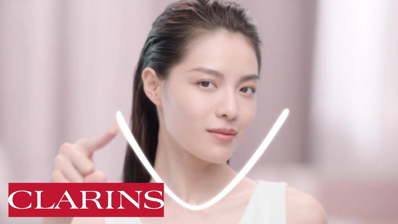 clarins shaping facial