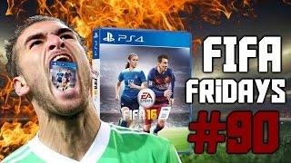 FIFA FRIDAYS #90 - FIFA 16!!!!