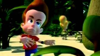 jimmy neutron + cindy vortex |