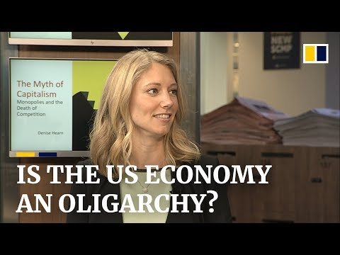 Is the US economy an oligarchy?