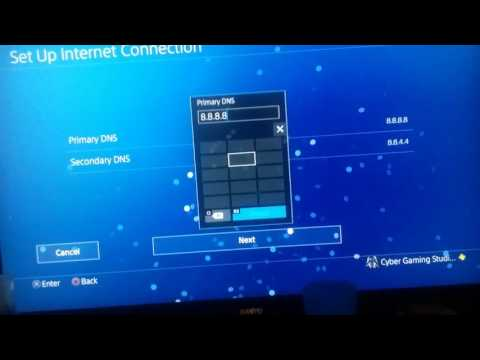 Tutorial-How To Fix NAT Type & Increase Internet Speed On Your PS4!