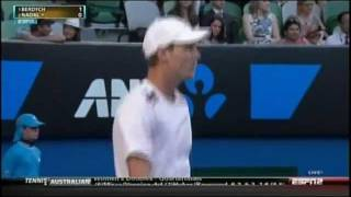 ESPN Won't Give Up On The Almagro - Berdych Drama; Plays 2006 Footage