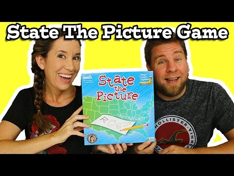 State The Picture Game