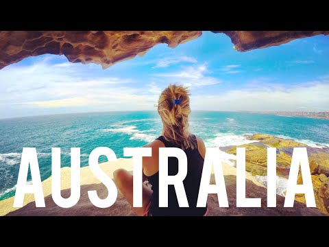 Australia- Sights of Melbourne and Sydney