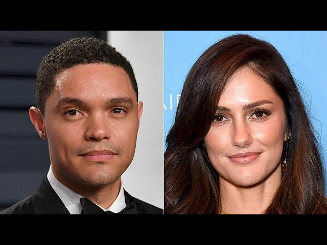Trevor Noah Minka Kelly in serious relationship and living together reports 2020 09 01 en