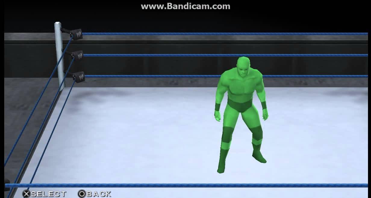 WWE SVR 11 Sin Cara Moveset - YouTube