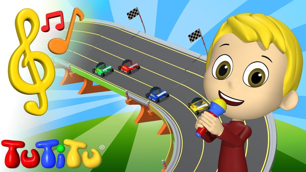 Tutitu Toys Race Cars