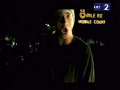 Eminem rap on swedish