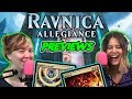 GLH5 #309: Ravnica Allegiance Preview Cards + NEW Mechanics, Arena Fun Formats | Magic the Gathering