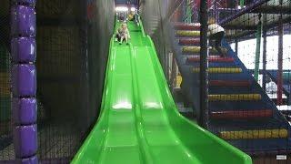 Fun Indoor Playground for Kids and Family Leopark  Ball Pit Fun, Plac zabaw dla dzieci w Sfera
