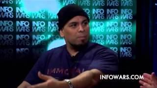 Alex Jones and Immortal Technique on Immigration