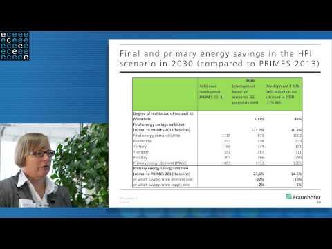 eceee seminar: Capturing the vast energy savings potential in Europe's buildings