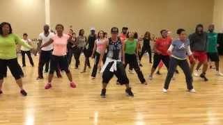 Chris Brown Loyal (Cardio Dance Choreography)