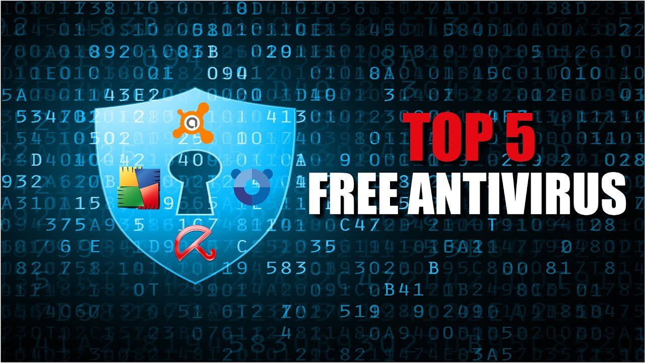 Top 5 Best Free Antivirus Software Youtube
