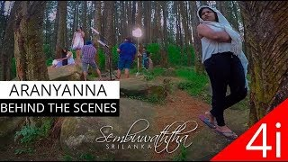 ARAN YANNA Behind The Scence