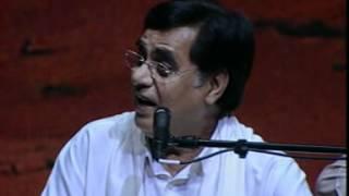 Tera chehra kitna suhana lagta hain Live HQ Kaif Bhopali Jagjit Singh post HiteshGhazal