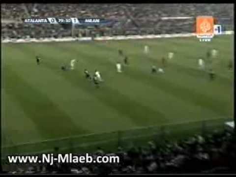 Goal Kaka ( Atalanta Vs Milan ) 0-1