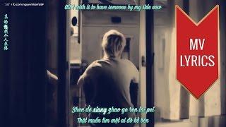 You Never Mind When I Cry (别说我的眼泪你无所谓) | Jacky Zheng (郑源) | Lyrics [Pinyin + Engsub + Vietsub HD]