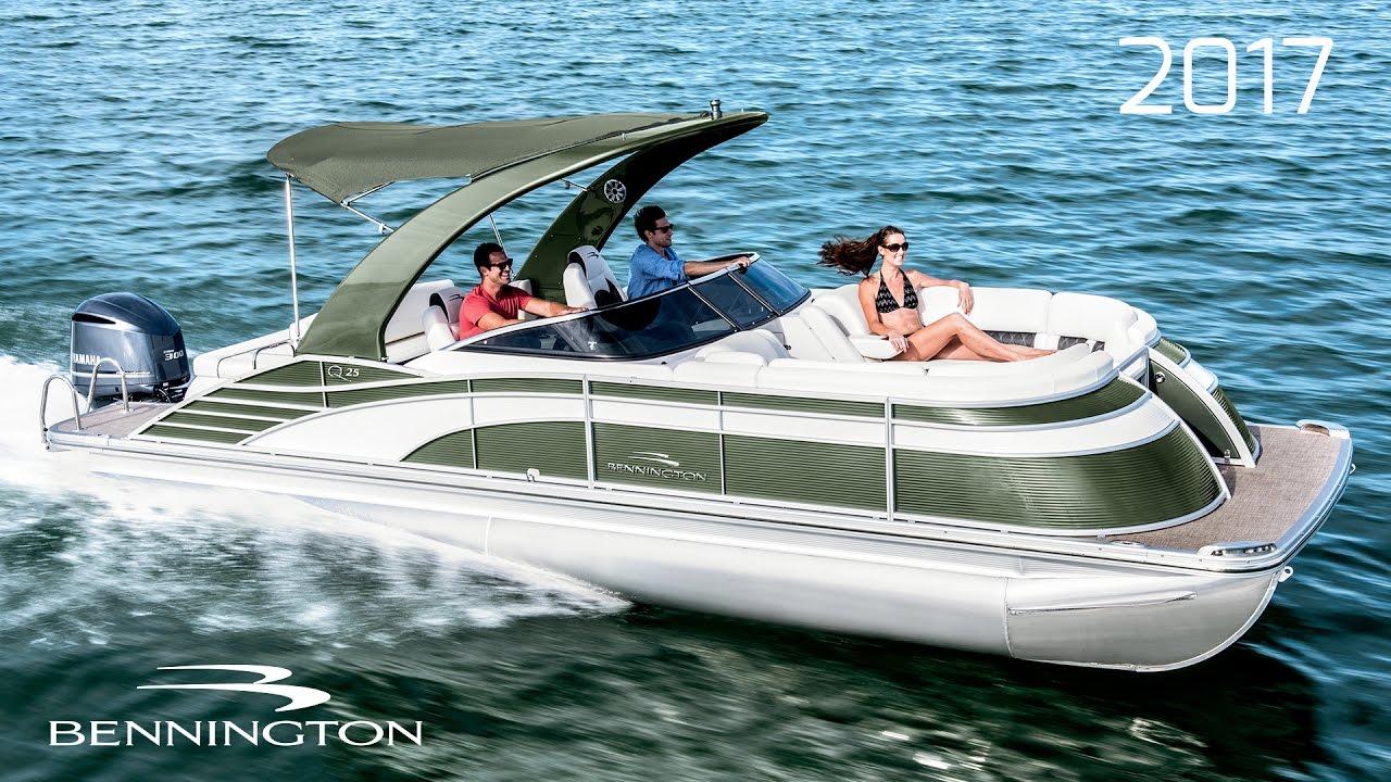 2017 Bennington Pontoon Boats