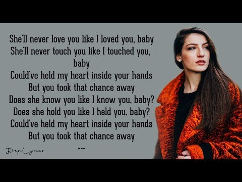She'll Never Love You - Catherine McGrath (Lyrics)