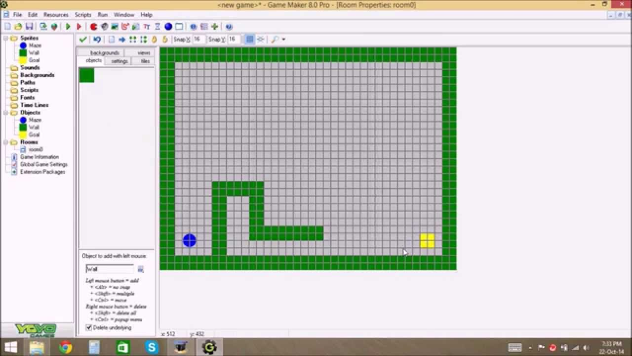 how to create ps1 game maker