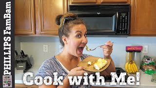 COOK WITH ME | SHEPARDS PIE RECIPE | PHILLIPS FamBam Cook with Me