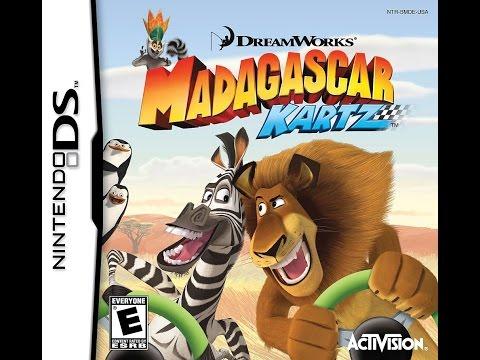 Madagascar Kartz - Gameplay (OpenEmu, Mac) (ENG)