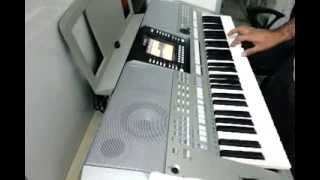 Dum Maro Dum - Hindi Song on Yamaha Keyboard PSR-S910