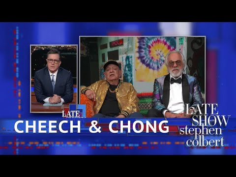 Cheech & Chong Turn Over A New Leaf