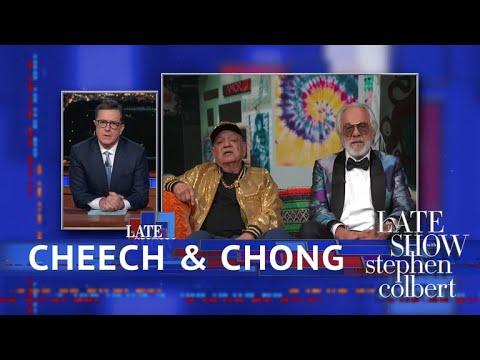 Cheech & Chong Turn Over A New Leaf