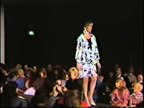 SMC's LA Mode Fashion Show: 1988