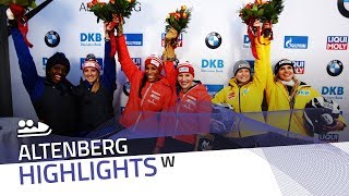 Humphries unbeatable on Altenberg ice track | IBSF Official