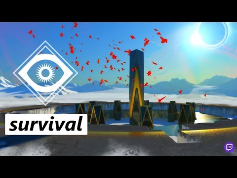FIRST SURVIVAL TRAILS 7-0 | PROVE DEI 9 (TWITCH LIVE)